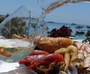 Ix xlukkajr fish restaurant 101 malta for Fish 101 menu