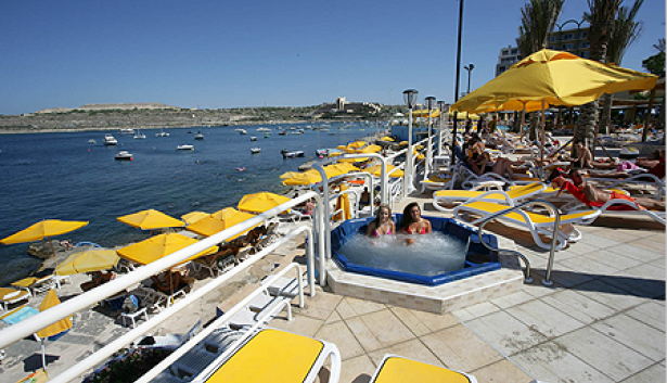 Sunny Coast Resort & Spa Malta